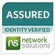 Network Solutions Secure Icon